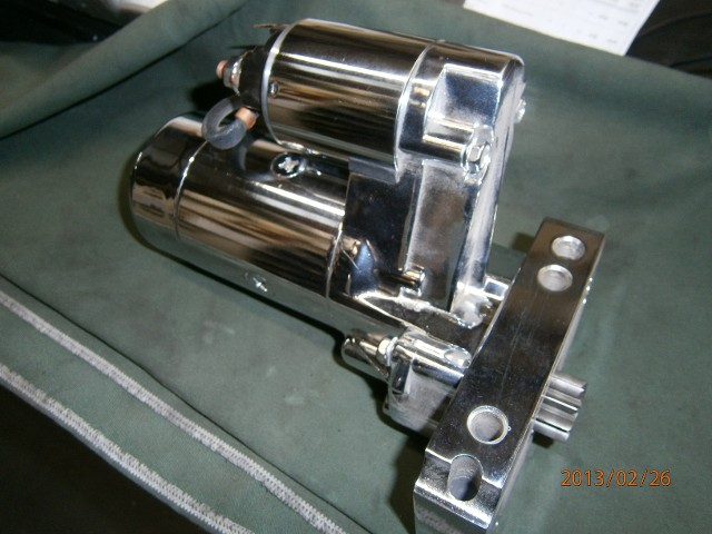 Race Car and High Torque Starters – Lamar's Starters and
